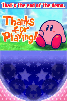 KirbySqueadSquadDemo ThanksForPlaying.png