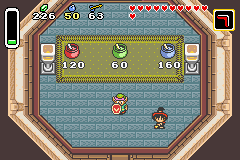 The Legend of Zelda: A Link to the Past/Game Boy Advance Version