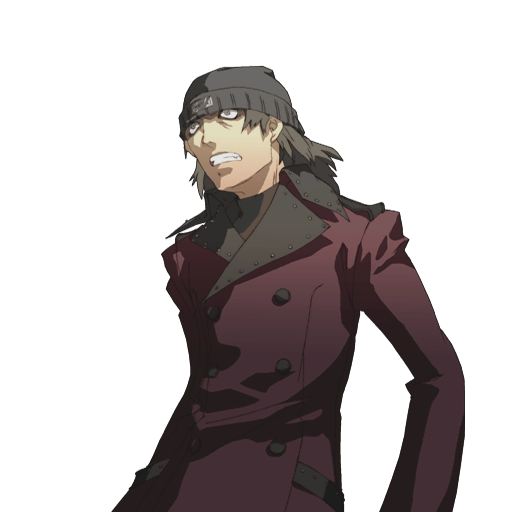 Persona 3 prenosné datovania shinjiro