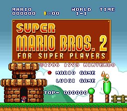 Super Mario All-Stars - The Cutting Room Floor