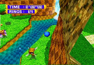 Sonic Jam (Sega Saturn) - The Cutting Room Floor