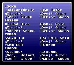 FF6 Party Equipment Screen NA.png