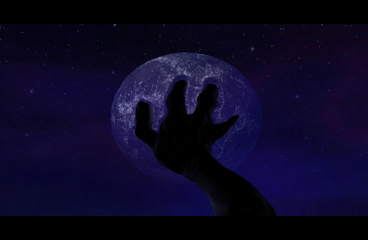 When The Moon Hits Your Hand