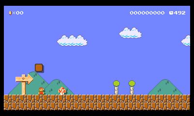 Super Mario Maker for Nintendo 3DS - The Cutting Room Floor