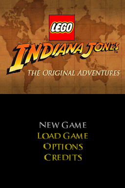 Lego Indiana Jones The Original Adventures Nintendo Ds The