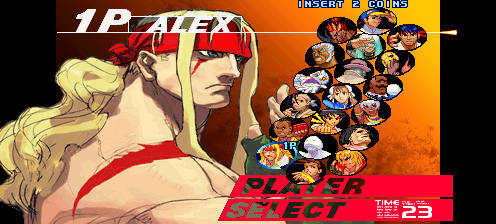 Street Fighter Iii 3rd Strike Fight For The Future Arcade The