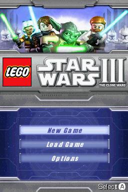 Lego Star Wars Iii The Clone Wars Nintendo Ds The Cutting Room Floor