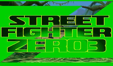 Street Fighter Alpha 3 (Arcade) - The Cutting Room Floor
