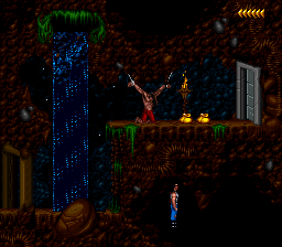 Blackthorne SNES Free Movement Mode.png