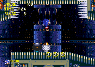sonic and the black knight rom