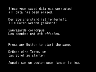 MP3 Early Multilanguage Warning Screen.png