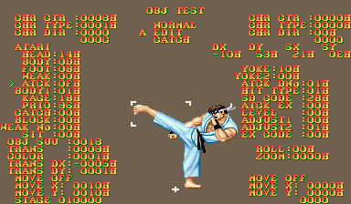 street fighter 2 ryu moves list
