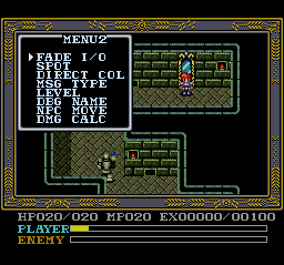 Ys IV Mask of the Sun SNES Debug 2.png