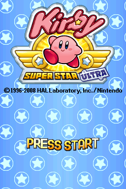 Kirby Super Star Ultra The Cutting Room Floor
