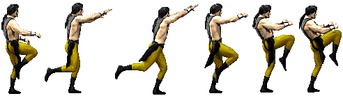 Mortal Kombat 3 (Arcade) - The Cutting Room Floor