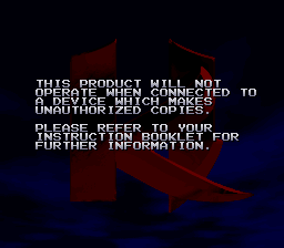 Killer Instinct SNES unauthorized device.png