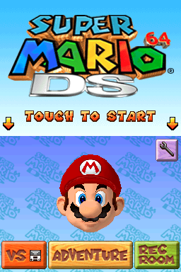Super Mario 64 DS - The Cutting Room Floor