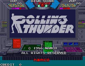 Thunder Games Room