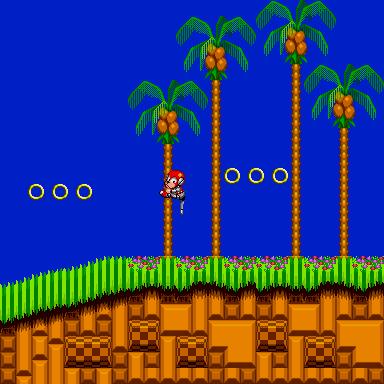 Proto Sonic The Hedgehog 2 Genesis Beta 4 To Beta 8 Other Zones The Cutting Room Floor