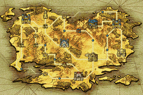 Fire Emblem - The Sacred Stones World Map.png