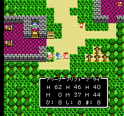 Dragon Warrior Iv Nes Regional Differences The Cutting Room Floor