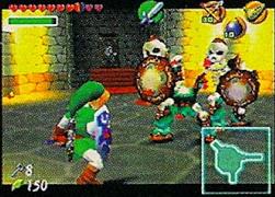 Prerelease:The Legend of Zelda: Ocarina of Time/Sword on B - The