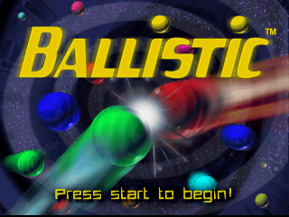 Ballistic (PlayStation)-title.png