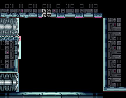 Metroid Fusion 0911 Proto Nightmare Sector Five Room