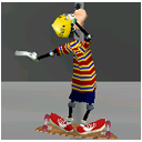 Extremely Goofy Skateboarding-Tutorial goofy darkslide final.png