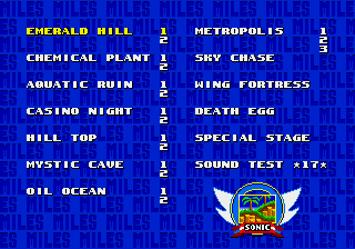Sonic The Hedgehog 2 Genesis Level Select.png