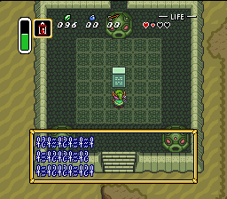 The Legend of Zelda: A Link to the Past - The Cutting Room Floor