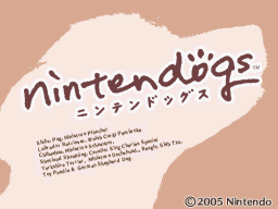 Image Result For On Nintendogs Can