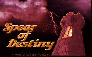 SPEAR OF DESTINY - The Cutting Room Floor