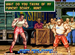 Art of Fighting 2 Arcade Debug24a.png