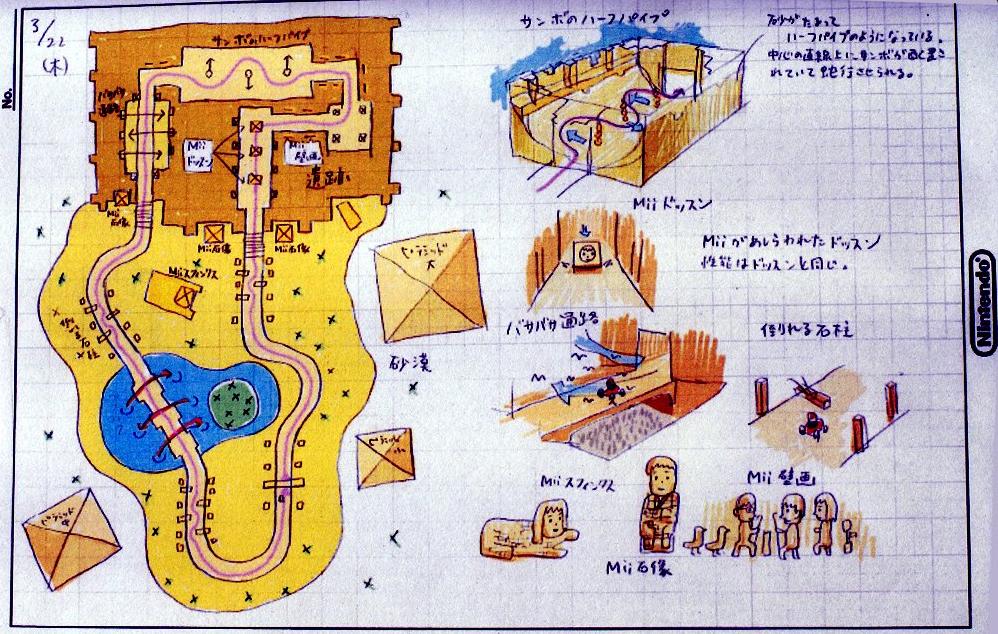 Prerelease Mario Kart Wii The Cutting Room Floor