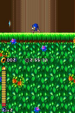 Proto:Sonic Rush - The Cutting Room Floor