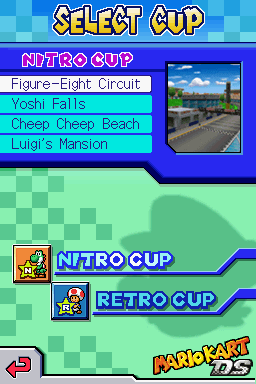 Proto:<b>Mario Kart DS</b> - The Cutting Room Floor