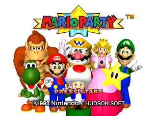 Mario Party - The Cutting Room Floor