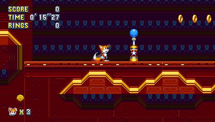 Sonic Mania/Hidden Areas - The Cutting Room Floor