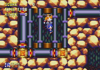 Sonic & Knuckles - The Cutting Room Floor