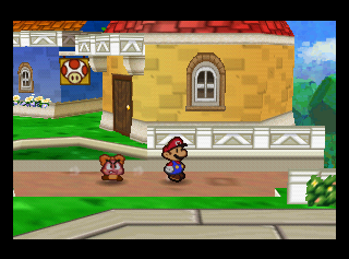 Paper Mario - The Cutting Room Floor