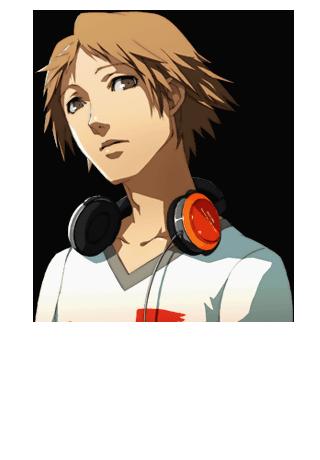 Persona 4 yosuke headphones