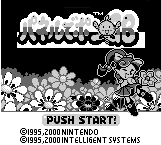 don't mind me im just playin panel de pon on my OG nintendo gameboy somehow