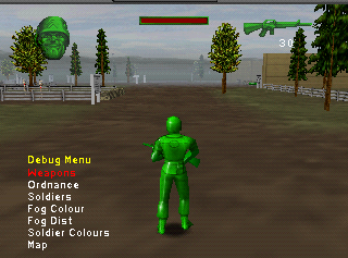 Army Men: Sarge's Heroes (Nintendo 64) - The Cutting Room Floor