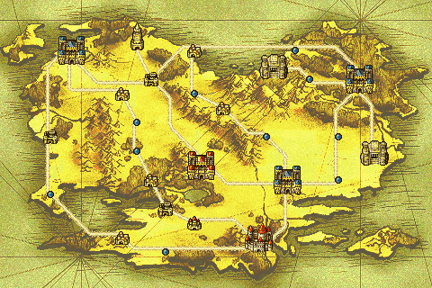 Fire Emblem - The Sacred Stones proto World Map.png