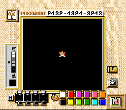 Super Game Boy 1 and 2 Unused Star Sprite.png