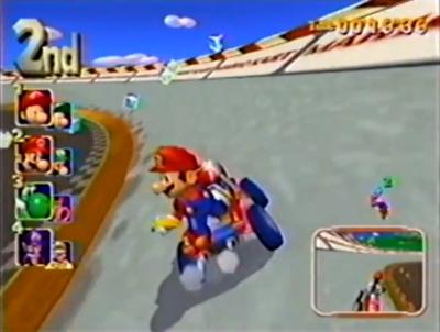 Prerelease Mario Kart Double Dash The Cutting Room Floor