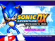 SonicAdventureDXReview Title.png