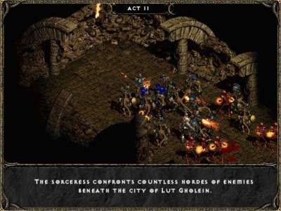 Diablo 2 Resolution Patch - sevenlv