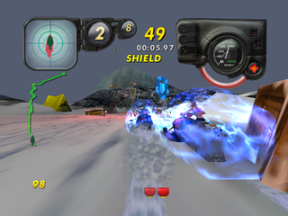 Arctic Thunder (Xbox, PlayStation 2) - The Cutting Room Floor